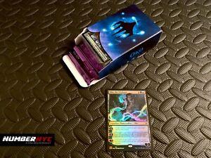 Throne-of-Eldraine-Oko-the-Trickster-Foil-Planeswalker-Deck-Booster-MTG-Magic