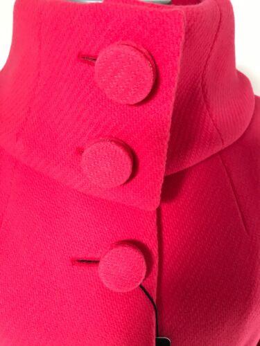 de 40 Taille de nouveaux luxe manteau Escada laine AxxqRwHP