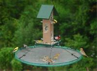 Songbird Essentials 30 Seedhoop Seed Hoop Seed Catcher Platform Bird Feeder