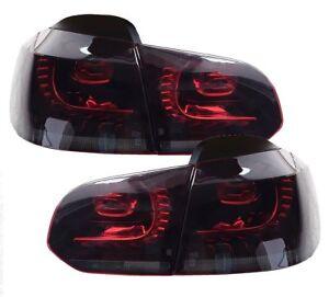 LED-RUCKLEUCHTEN-VW-GOLF-6-5K1-08-12-ROT-RAUCH-ORIGINAL-GTI-R-LOOK-RUCKLICHTER