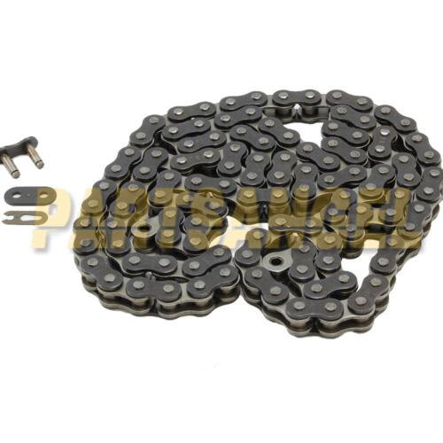 Black 520x114 Non O-Ring Drive Chain For 2006-2018 2017 2016 15 Kawasaki KX450F