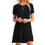 Women-039-s-Casual-Short-Sleeve-Solid-Loose-Tunic-Top-Shirt-Blouse-Dress-Plus-Size thumbnail 11