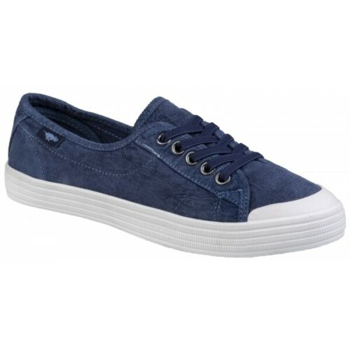 Rocket Dog CHOW CHOW RYE Ladies Stylish Cotton Casual Sneakers Trainers Navy