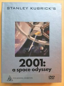 2001-A-Space-Odyssey-Deluxe-Limited-Edition-2-DVD-Box-Set-Like-New-Region-4