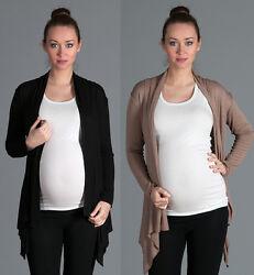 Strickjacke Umstandsbolero Mutterschaft Strickjacke Schwangerschafts Strickjacke