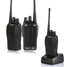 Baofeng BF-888S UHF 400-470MHz 5W Handheld Two-way CB Ham Radio Walkie Talkie US