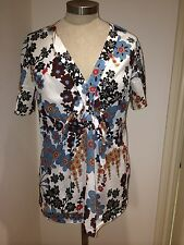Original MARNI Cotton Print Top - Size 38