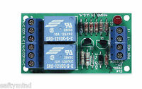 Brand Elk 924 Relay Module, 12amp Dpdt Relay, Operates On 12 Or 24 Volts Dc