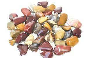 One-Mookaite-20-25mm-Tumbled-Stone-Qty1-Reiki-Healing-Crystal-Protection-Spirits