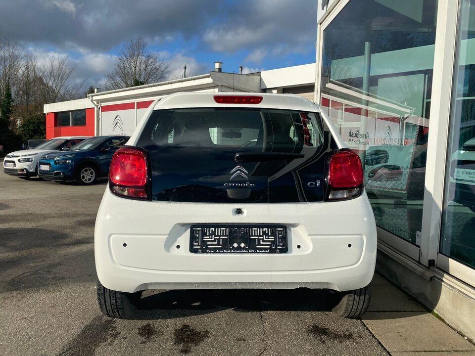 Citroën C1 1,2 PT 82 Extravaganza Benzin modelår 2017 km