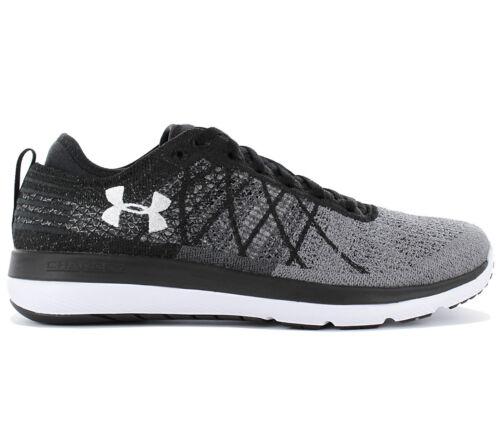 Ua under Armour Threadborne Fortis Men/'s Shoes Running Shoes 1295734 001
