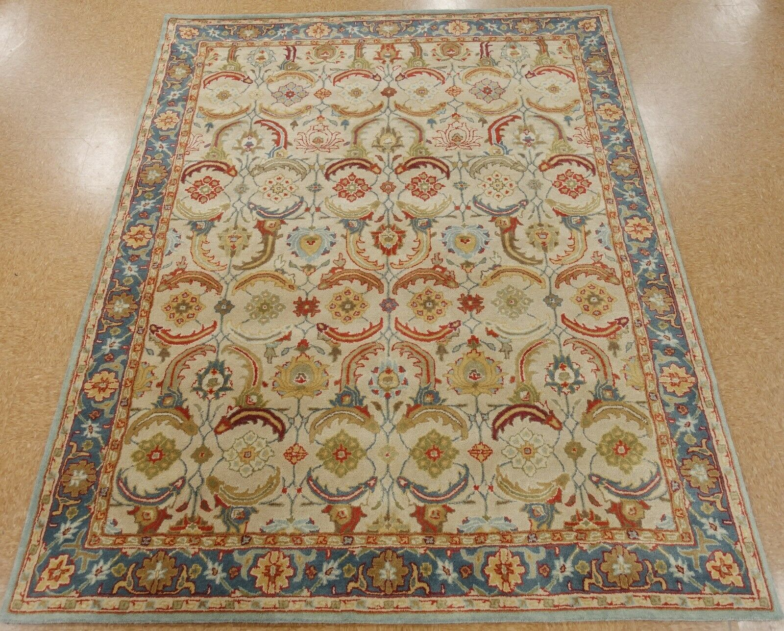 Pottery Barn Channing 8 X 10 Area Rug 3677168 For Sale Online