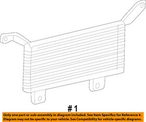 Ford Oem 0105 F250 Super Duty Transmission Oil Cooler 5c3z7a095b. Is Loading Fordoem0105f250superduty. Ford. Diagram 05 Ford F 250 Transmission At Scoala.co