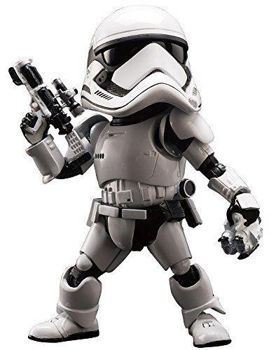 Huevo Ataque Acción Star Wars el Despertar de la Fuerza Primera Orden