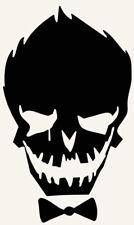 Black Joker Decal Car Sticker Laptop Dc Comics Harley Quinn Suicide Squad