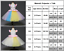 Kids-Flower-Girl-Party-Unicorn-Tutu-Dress-Rainbow-Wedding-Bridesmaid-Princess-US thumbnail 2