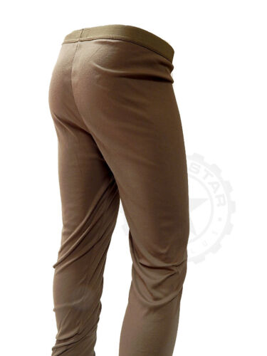 LWCWUS USGI Lightweight Long Underwear in Coyote Brown Men/'s Medium