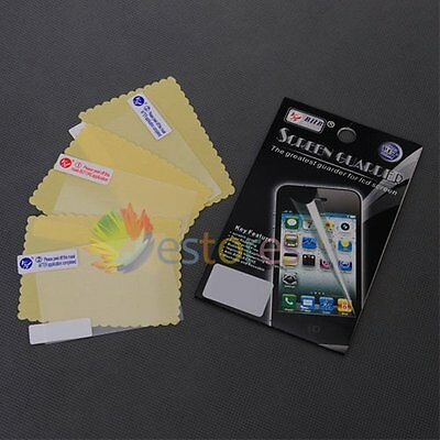 3 x Clear LCD Screen Protector Guard Film Cover For Canon EOS 750D 760D 70D 7D2