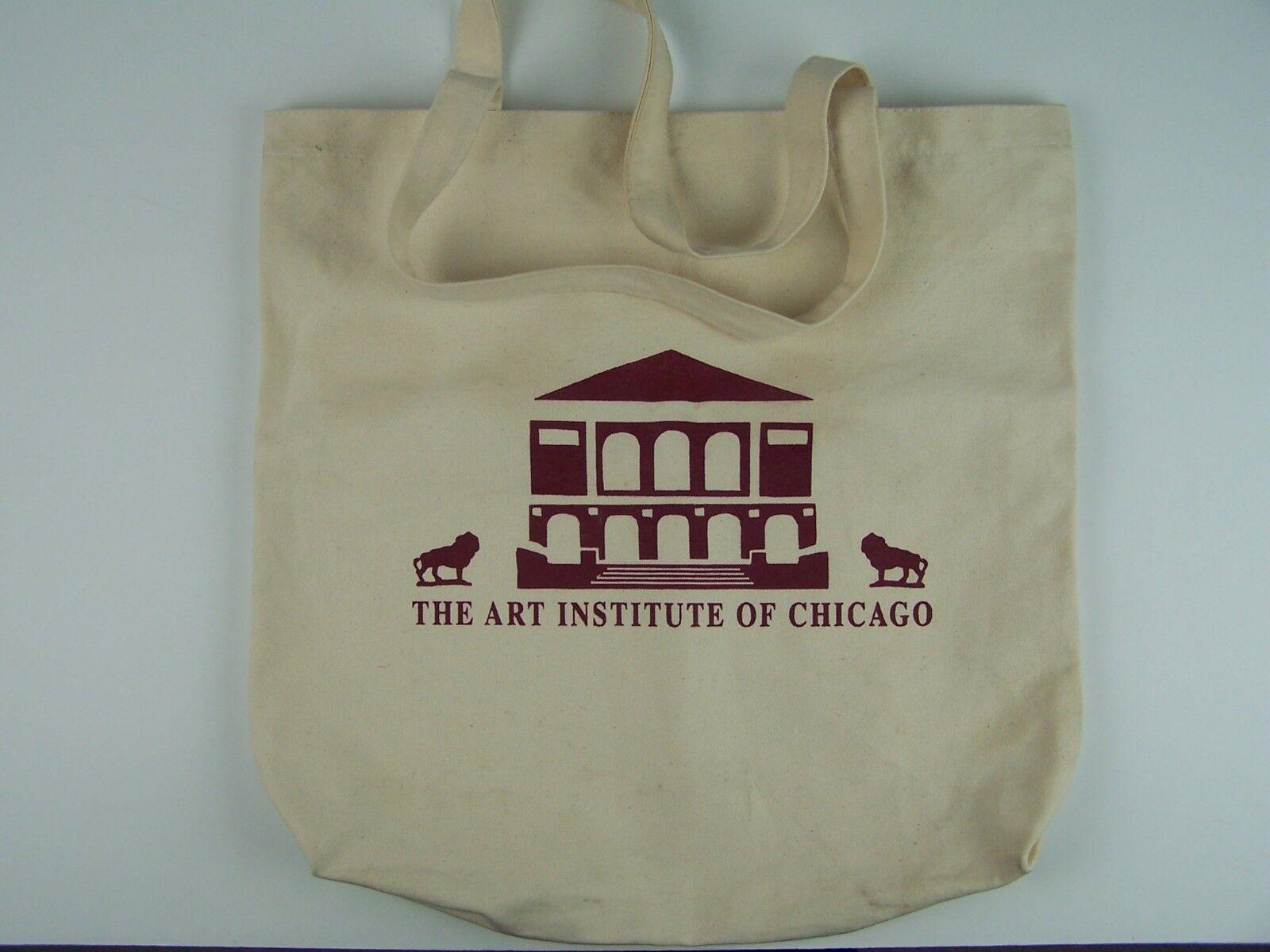 The Art Institute Of Chicago Cloth Purse / Bag