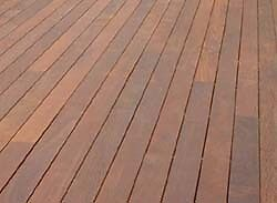 Ipe exotic hardwood siding or decking | Massaranduba