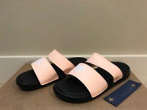 3f96072d13a00e Nike Benassi Duo Ultra Slide - Crimson Tint Black White - Women s 9 ...