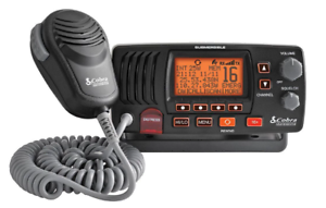 Cobra-MR-F57-DSC-Fixed-VHF-Marine-Radio-UK-Spec