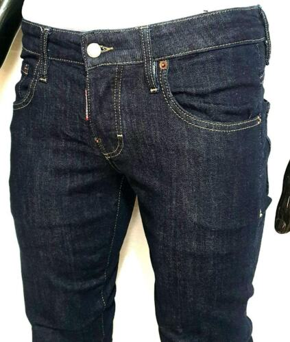 ChooSe IT! Exclusive Dark Jeans Of Dsquared2 Brand 21588 NEW Collections