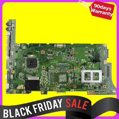 For ASUS K73E X73E K73SD Laptop Motherboard HM65 REV 2.3 Integrated Mainboard