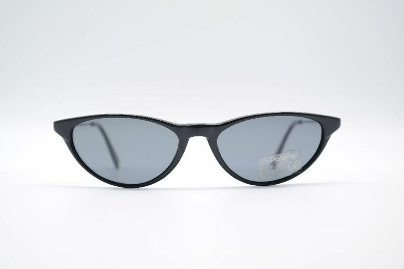Flight Tracker Polaroid Herren 52[]18 Schwarz Oval Sonnenbrille Sunglasses Neu Elegant Im Stil