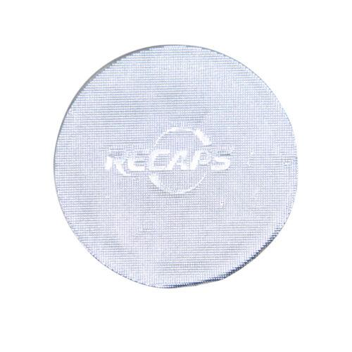 240 Recaps Aluminium Lids for Nespresso Reusable Capsules Foil Seals