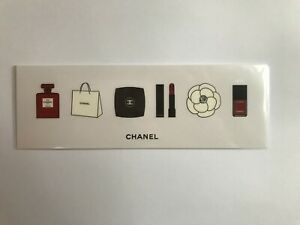 Chanel-Sheet-of-6-Chanel-Stickers-Rare-Limited-Edition