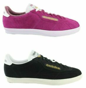 Reebok-Classic-CL-Prince-Cuir-Femmes-Chaussures-De-Sport-Sneaker-Taille-38-5