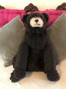 Vintage cuddle toy teddy bear