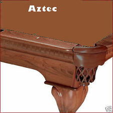 8' Aztec ProLine Classic TEFLON Billiard Pool Table Cloth Felt - SHIPS FAST!