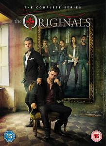The Originals: Seasons 1-5 (DVD) Joseph Morgan, Daniel Gillies, Phoebe Tonkin