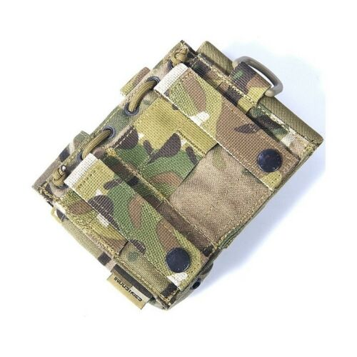 FLYYE SAF MOLLE ADMIN PANEL FOR ARMOUR CARRIERS CHEST RIGS 4 COLOURS CORDURA