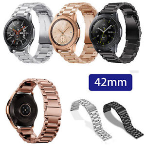 20mm-Replacement-Stainless-Steel-Watch-Band-Strap-For-Samsung-Galaxy-Watch-42mm