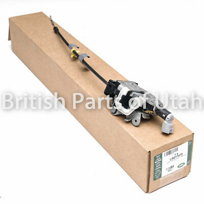 306461 Upper lift-up Tailgate Handle and Lock OEM Land Rover Series 2//2a//3