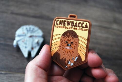 PLOX Star Wars Schlüssel Anhänger Chewbacca