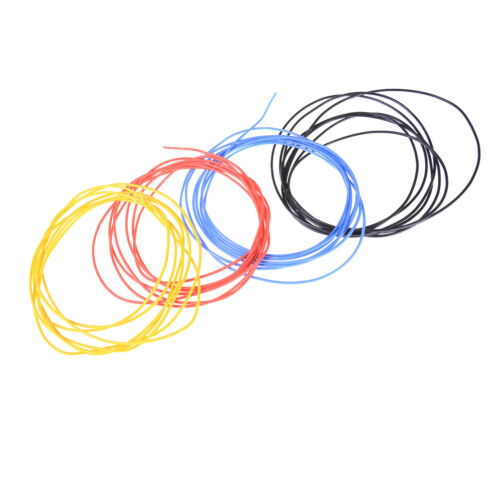 Hot 3M 18 Gauge AWG Silicone Rubber Wire Cable Flexible Electrical Wire HGUK