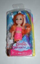 2017 Barbie Dreamtopia Rainbow Cove Mermaid Orange Doll FKN05