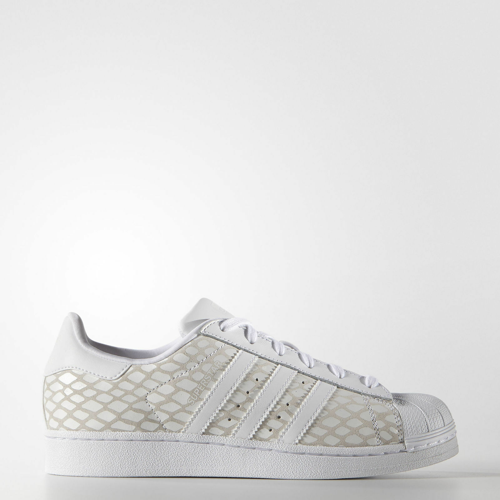 d571f944e1e1 New Women s Adidas Originals Superstar Superstar Superstar Shoes Color   White Size  9 fdea48