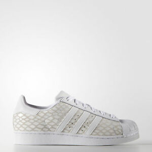 san francisco 87552 5e7da Image is loading New-Women-039-s-Adidas-Originals-Superstar-Shoes-