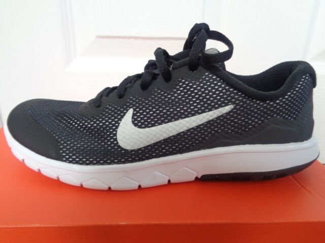 4fb18fbb2758f Nike Flex Experience 4 GS Kids Youth Running Shoes Black 749807-001 ...