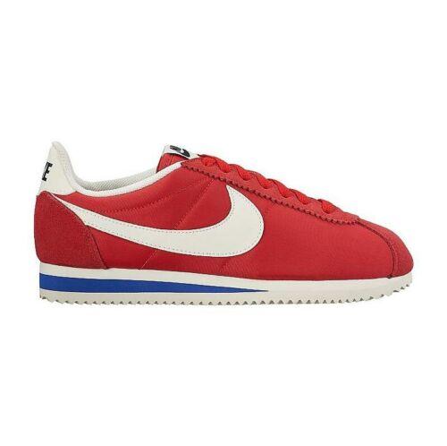 deporte de mujer Zapatillas 882258 Premium Classic Nylon Nike 600 Cortez Red para pnggzf