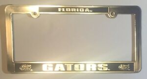 Florida Gators Car Truck Tag License Plate Frame