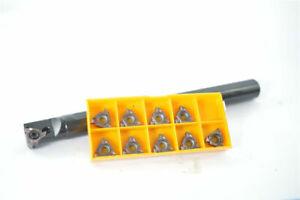 1PCS SNR0016Q16 CNC Lathe External Cutting Tool inserts for 16IR AF60//AG55//A60