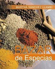 Bazar de Especias by Martha S�nchez Llamb� (2013, Paperback)
