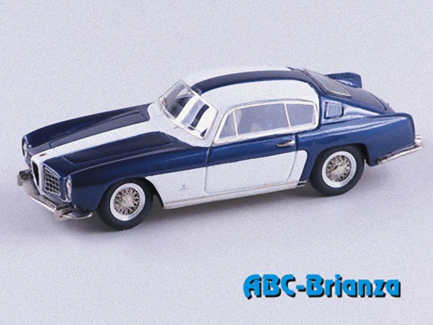 ABC173 ABC Brianza  - ALFA ROMEO ABARTH 2000 TORINO 1954 GHIA COUPE'  1 43