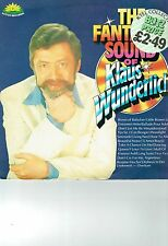 KLAUS WUNDERLICH LP ALBUM THE FANTASTIC SOUND OF KLAUS WUNDERLICH